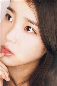 Kpop Iu Girl Music Cute iPhone 4s wallpaper