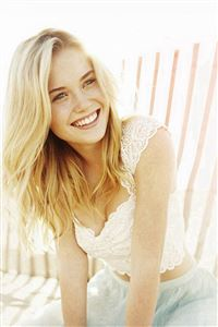 Ginny Gardner White Film Sunshine Beauty iPhone 4s wallpaper
