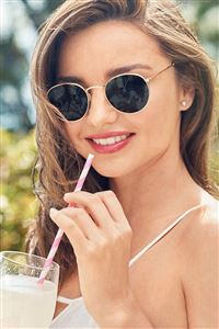 Miranda Kerr Spring Drink Sunglasses iPhone 4s wallpaper