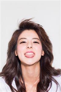 Kpop Japanese Girl Smile iPhone 4s wallpaper