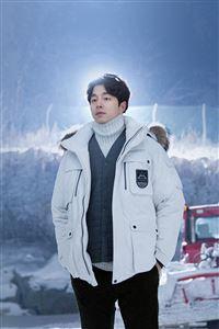 Kpop Gongyoo Winter Handsome Doggaebi iPhone 4s wallpaper