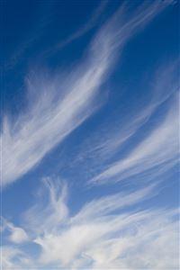 Blue Skies iPhone 4s wallpaper