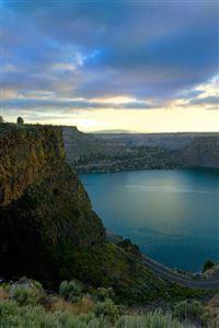 Open Lake iPhone 4s wallpaper