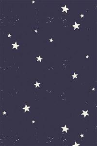 Simple Stars Pattern iPhone wallpaper