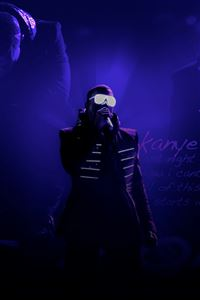 Kanye West iPhone 4s wallpaper