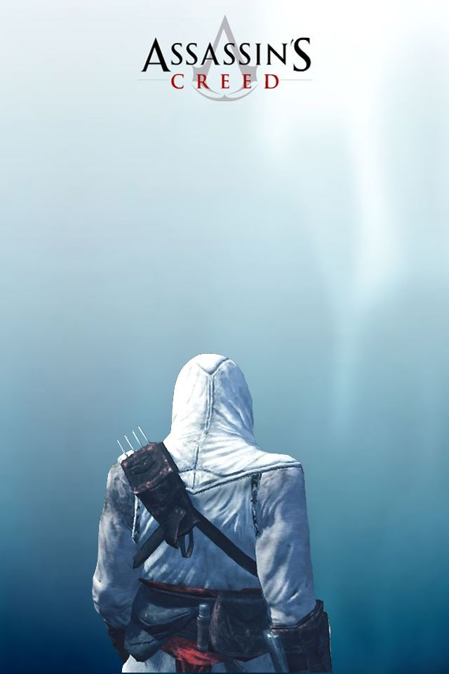 Assassins Creed iPhone 4s wallpaper