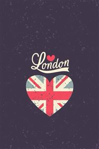 Love London Heart Flag iPhone 4s wallpaper