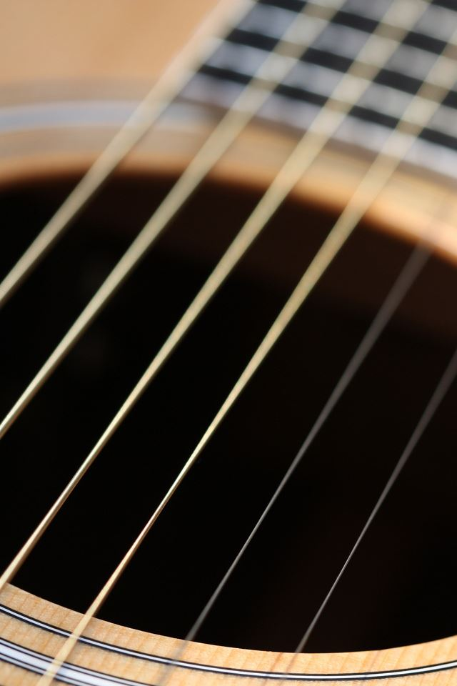 Gibson Guitar iPhone 4s wallpaper