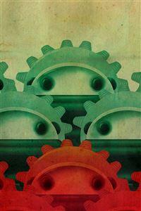 Grinding Gears iPhone 4s wallpaper
