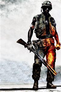 Battlefield Bad Company 2 Vietnam iPhone 4s wallpaper