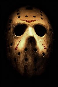 Friday The 13th iPhone 4s wallpaper