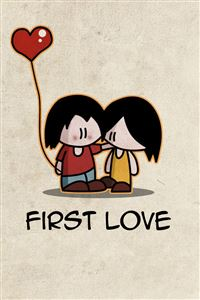 First Love iPhone 4s wallpaper