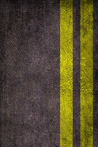 Yellow Stripes iPhone 4s wallpaper