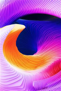 Abstract color art free purple pattern iPhone 4s wallpaper