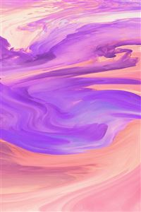 Hurricane swirl abstract art paint purple pattern iPhone 4s wallpaper