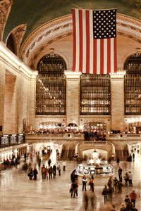Grand Central Terminal iPhone 4s wallpaper