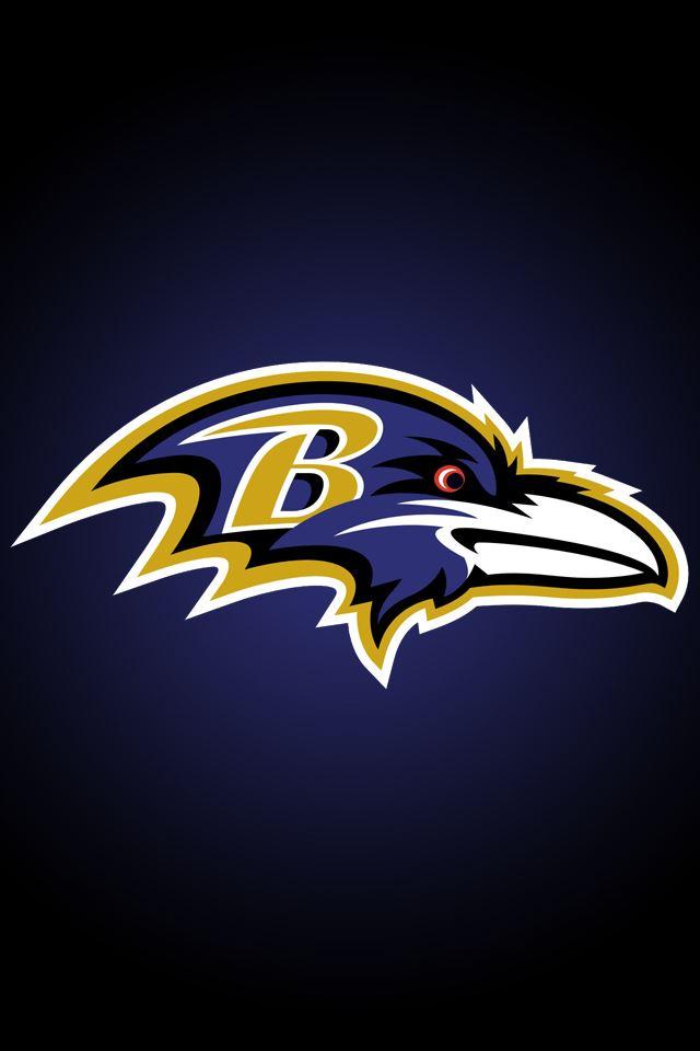 Baltimore Ravens iPhone 4s wallpaper