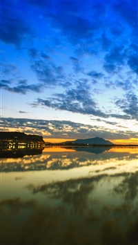 Nature Sky Landscape iPhone 6(s)~8(s) wallpaper