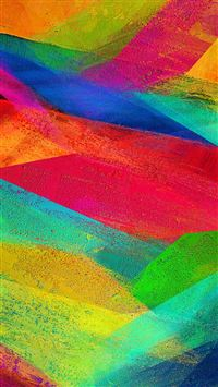 Note Colorful Wall iPhone 6(s)~8(s) wallpaper