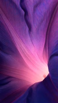 Abstract Purple Flower Lockscreen iPhone 8 wallpaper