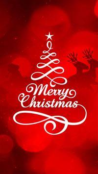 Christmas Dream Tree iPhone 8 wallpaper