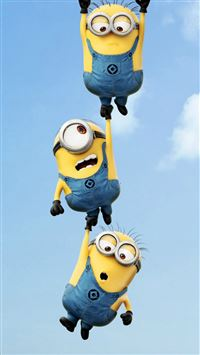 Minions Despicable Me iPhone 6(s)~8(s) wallpaper