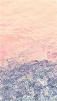 Water Texture Pink Summer Wave Nature Sea iPhone 6(s)~8(s) wallpaper
