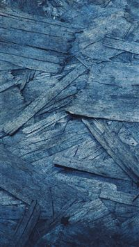 Plywood Blue Texture Patterns iPhone 6(s)~8(s) wallpaper