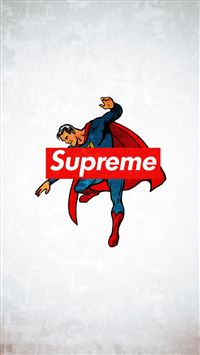 Supreme Trend Logo Film Art iPhone 6(s)~8(s) wallpaper