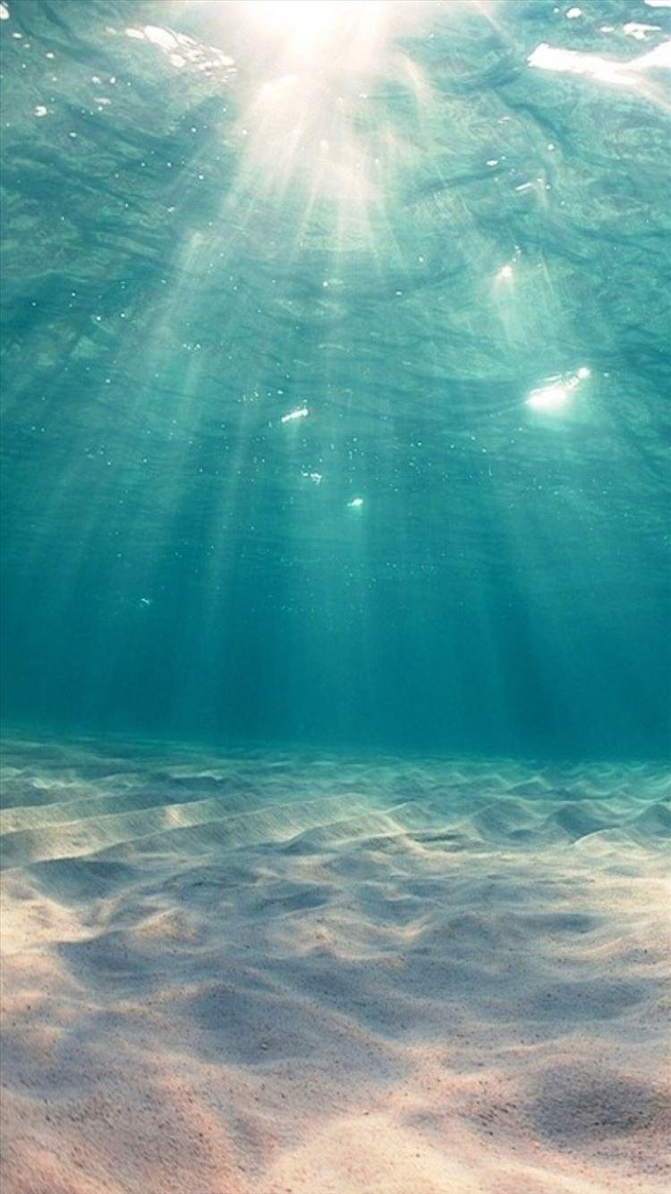 30622 70 Sunshine Undersea Ocean View Deep IPhone 8 Wallpaper