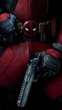 Deadpool Art Illustration Film Hero iPhone 6(s)~8(s) wallpaper