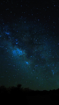 Sky Views At Night iPhone 6(s)~8(s) wallpaper
