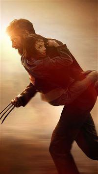 874 2 Movie Wolverine 3 Rogan Poster IPhone 8 Wallpaper