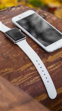Apple Iphone Iwatch iPhone 8 wallpaper