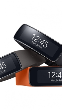 Samsung Galaxy Gear Fit Watches iPhone 8 wallpaper