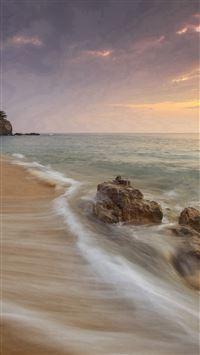 Beach Summer Water Nature iPhone 8 wallpaper