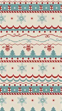 Christmas Sweater Texture iPhone 8 wallpaper
