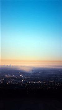 Australia Capital City Blue View Sky Nature iPhone 8 wallpaper