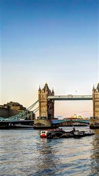 Tower bridge london iPhone 8 wallpaper