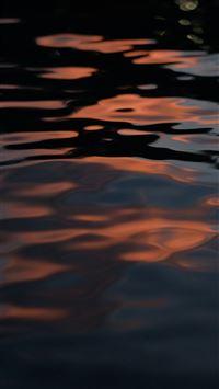 Water wave iPhone 8 wallpaper