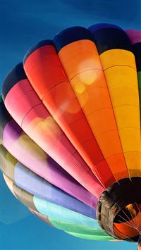 Baloon pretty sky iPhone wallpaper