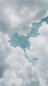 Look-Above iPhone 8 wallpaper