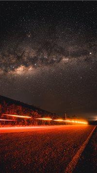 Lost in stars iPhone 6(s)~8(s) wallpaper