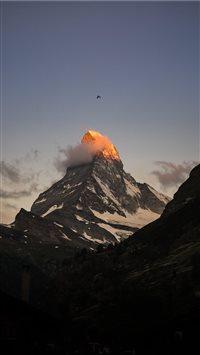 Zermatt  Switzerland iPhone 6(s)~8(s) wallpaper