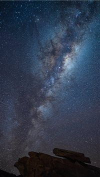 Milky Way iPhone 6(s)~8(s) wallpaper