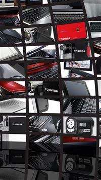 Toshiba Weekly iPhone se wallpaper