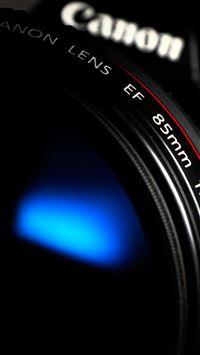 Canon Lens 2 iPhone se wallpaper