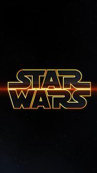 Star Wars Logo iPhone se wallpaper