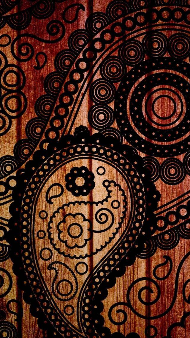 Vintage Texture IPhone Se Wallpaper