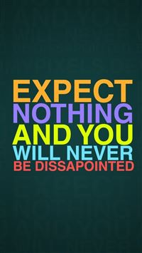 Life Proverb iPhone se wallpaper